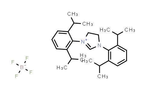 1,3-Bis(2,6-diisopropylphenyl)-4,5-dihydroimidazolium tetrafluoroborate
