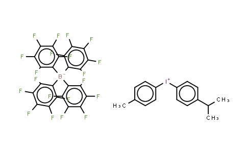BP24946 | 178233-72-2 | 4-ISOPROPYL-4'-METHYLDIPHENYLIODONIUM TETRAKIS(PENTAFLUOROPHENYL)BORATE