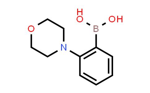 2-Morpholinophenylboronic acid