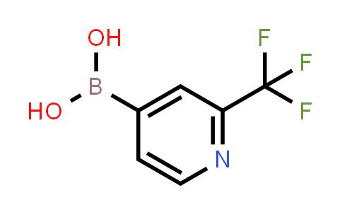 (2-(Trifluoromethyl)pyridin-4-yl)boronic acid