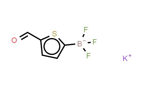 POTASSIUM 5-FORMYLTHIOPHENE-2-TRIFLUOROBORATE