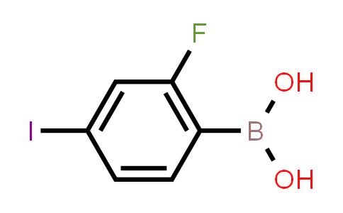 BP24986 | 374790-98-4 | 2-fluoro-4-iodophenylboronic acid
