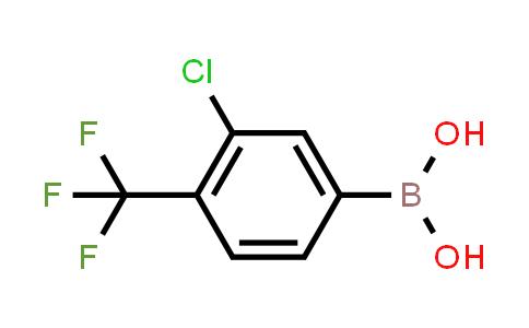 BP24987 | 847756-88-1 | 3-chloro-4-trifluoromethylphenylboronic acid
