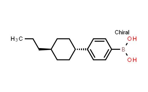 [4-(Trans-4-propylcyclohexyl)phenyl]- boronic acid