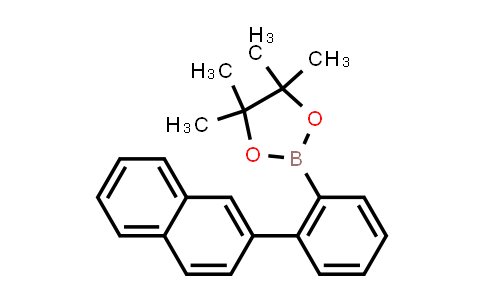 BP24991 | 2-(2-Naphthyl)phenylboronic acid pinacol ester