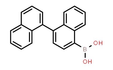 4-(1-Naphthyl)-1-Naphthylboronic acid
