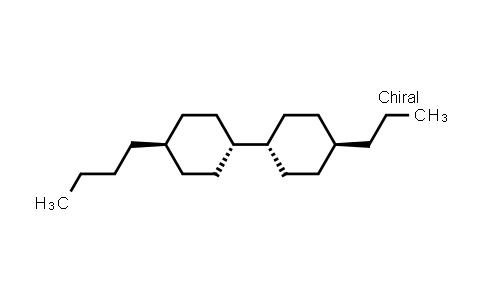 1,1'-Bicyclohexyl,4-butyl-4'-propyl-,trans,trans)