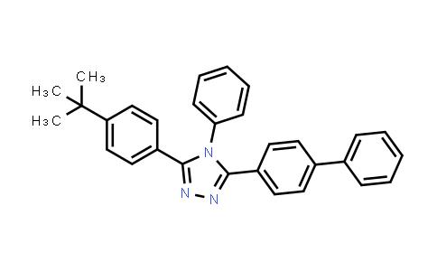 BP25019 | 150405-69-9 | 3-(Biphenyl-4-yl)-5-(4-tert-butylphenyl)-4-phenyl-4H-1,2,4-triazole