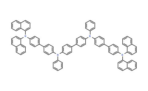 N,N'-Diphenyl-N,N'-bis(4'-(N,N-bis(naphth-1-yl)-amino)-biphenyl-4-yl)-benzidine