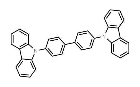 BP25051 | 58328-31-7 | 4,4'-Bis(N-carbazolyl)-1,1'-biphenyl
