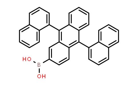 9,10-di(naphthalene-1-yl)anthracen-2-ylboronic acid