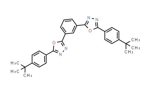 2,2'-(1,3-Phenylene)bis[5-(4-tert-butylphenyl)-1,3,4-oxadiazole]