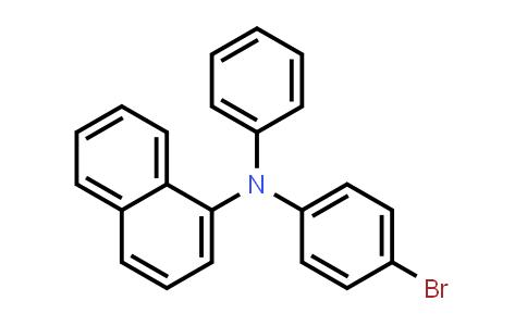 N-(1-Naphthyl)-N-phenyl-4-bromoaniline