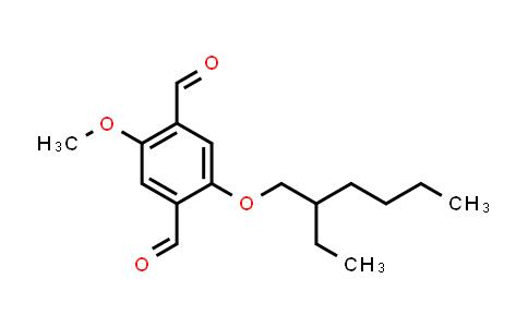 2-Methoxy-5-(2'-ethylhexyloxy)terephthalaldehyde
