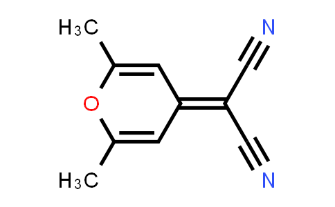 BP25091 | 28286-88-6 | (2,6-Dimethyl-4H-pyran-4-ylidene)malononitrile