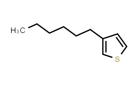 BP25100 | 1693-86-3 | 3-Hexylthiophene