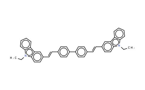 4,4-Bis(9-Ethyl-3-Carbazovinylene)-1,1-Biphenyl