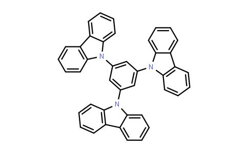 BP25107 | 148044-07-9 | 1,3,5-Tri(9-carbazolyl)benzene