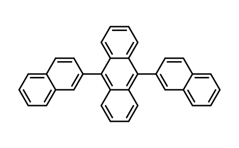BP25111 | 122648-99-1 | 9,10-Di(2-naphthyl)anthracene