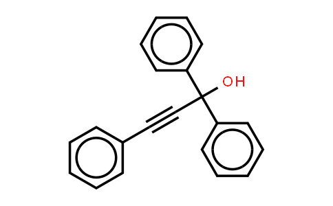 1,1,3-triphenylpropargyl alcohol