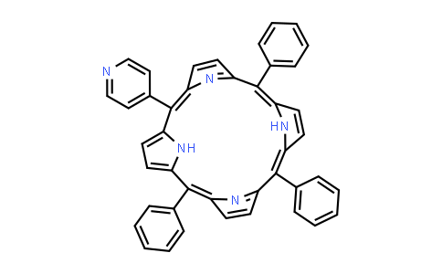 BP25127 | 69458-21-5 | 5-(4-Pyridyl)-10,15,20 triphenyl porphine