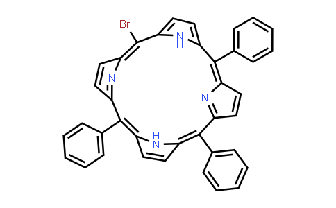 BP25133 | 67066-09-5 | 5-Monobromo-10,15,20-triphenylporphine