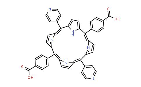 BP25137 | 1628065-30-4 | 5,15-Di(4-pyridyl)-10,20-di(4-carboxyphenyl)porphine