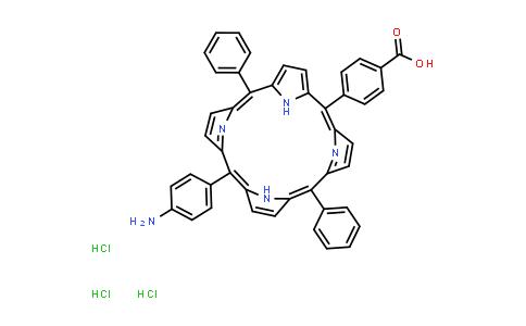 BP25140 | 1010120-89-4 | 5,15-diphenyl-10-(4-aminophenyl)-20-(4-carboxyphenyl) porphine trihydrochloride