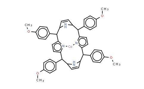 BP25160 | 28903-71-1 | Co(II) meso-Tetra (4-methoxyphenyl) Porphine (1-3% chlorin)