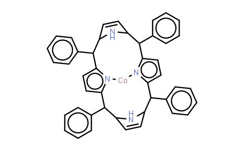 Co(II) meso-Tetraphenylporphine (contains 1-3% chlorin)