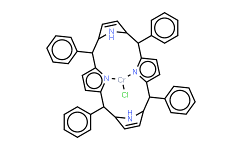 Cr(III) meso-Tetraphenylporphine Chloride (contains 1-3% chlorin)