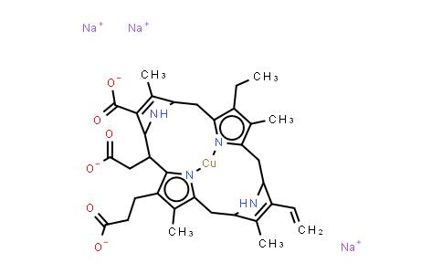 BP25176 | 11006-34-1 | Cu(II) Chlorin e6 Trisodium Salt