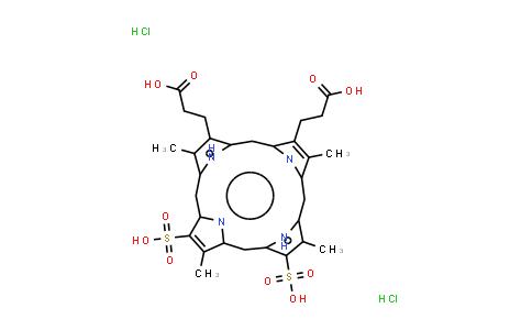 BP25191 | 623946-74-7 | Deuteroporphyrin IX 2,4-disulfonic acid dihydrochloride