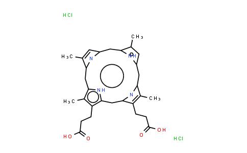 BP25193 | 68929-05-5 | Deuteroporphyrin IX dihydrochloride
