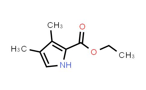 BP25195 | 938-75-0 | Ethyl 3,4-dimethyl-1H-pyrrole-2-carboxylate