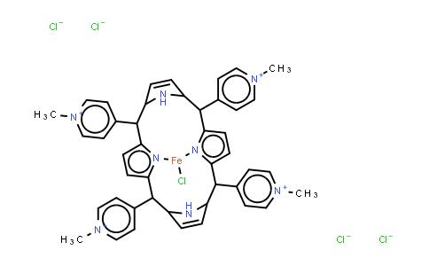 Fe(III) meso-Tetra (N-Methyl-4-Pyridyl) porphine pentachloride