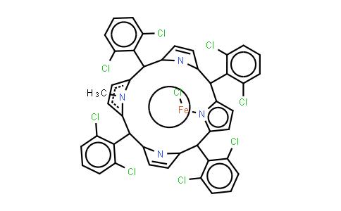 BP25207 | 91042-27-2 | Fe(III) meso-Tetra (o-dichlorophenyl) Porphine Chloride