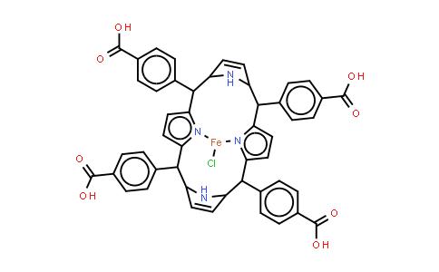 BP25211 | 55266-17-6 | Fe(III) meso-Tetra(4-carboxyphenyl)porphine chloride