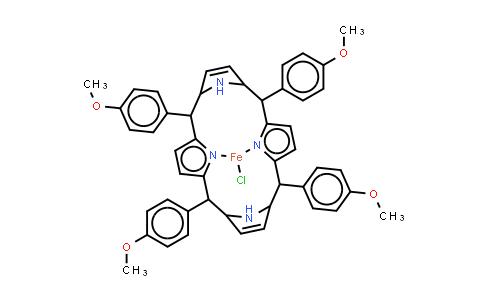 BP25212 | 36995-20-7 | Fe(III) meso-Tetra(4-methoxyphenyl) porphine chloride