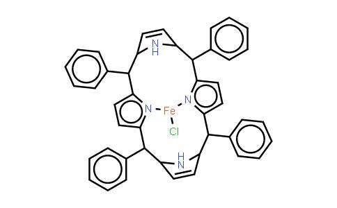BP25216 | 16456-81-8 | Fe(III) meso-Tetraphenylporphine Chloride (contains 1-3% chlorin)