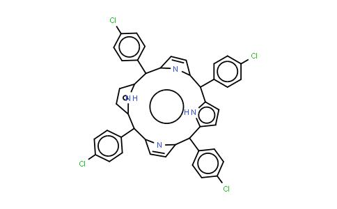 BP25256 | 22112-77-2 | meso-Tetra (4-chlorophenyl) porphine