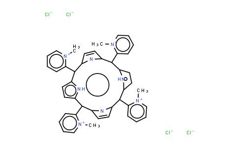 BP25262 | 129051-18-9 | meso-Tetra (N-methyl-2-pyridyl) porphine tetrachloride