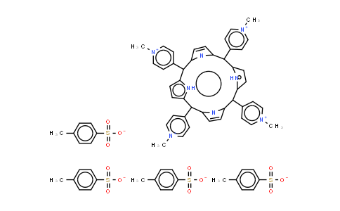 BP25264 | 36951-72-1 | meso-Tetra (N-methyl-4-pyridyl) porphine tetra tosylate