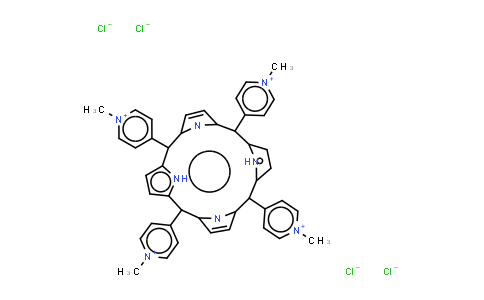 BP25265 | 92739-63-4 | meso-Tetra (N-methyl-4-pyridyl) porphine tetrachloride