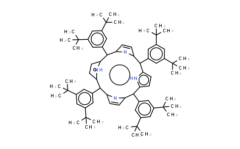 BP25270 | 89372-90-7 | meso-Tetra-(3,5-di-t-butylphenyl)porphine