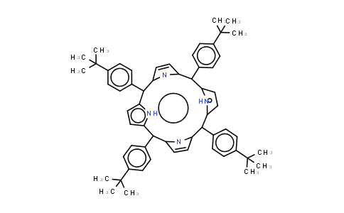 BP25295 | 110452-48-7 | meso-Tetra(4-tert-butylphenyl) Porphine