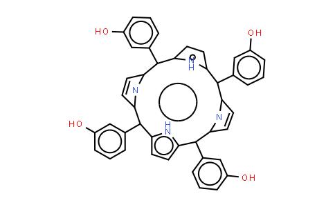 meso-Tetra(m-hydroxyphenyl)porphine