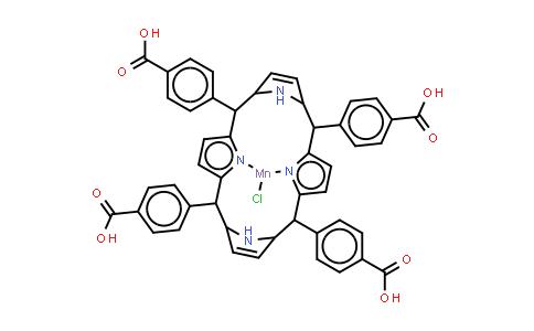 BP25312 | 55266-18-7 | Mn(III) meso-Tetra (4-carboxyphenyl) porphine chloride