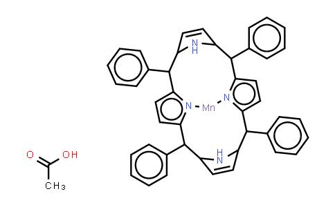 BP25319 | 58356-65-3 | Mn(III) meso-Tetraphenylporphine acetate (1-3% chlorin)