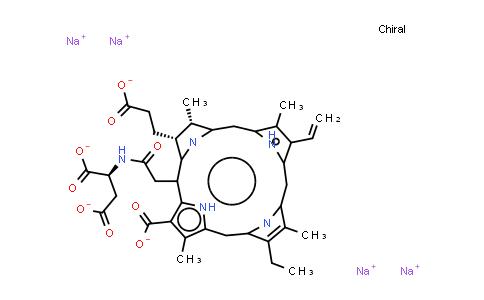 BP25322 | 220201-34-3 | Mono-L-Aspartyl Chlorin e6 Tetrasodium Salt (NPe6)